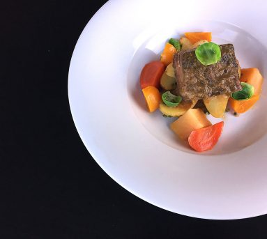 Braised Beef Dinner Fall 2017