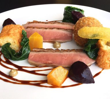 Duck Entree Fall 2015