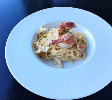 Prawn Linguine Fall 2016